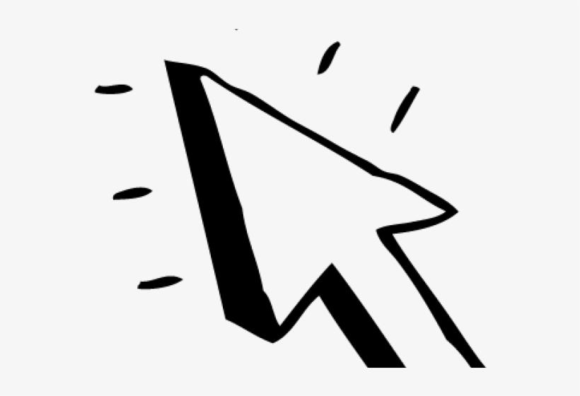 Doodles Clipart Arrow.