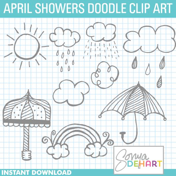 Free doodle clipart.