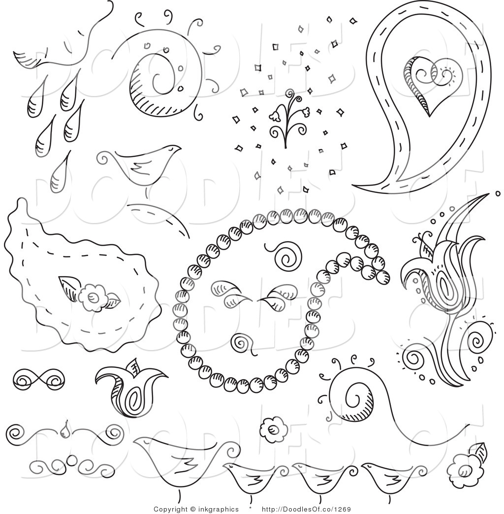 Doodle clipart - Clipground