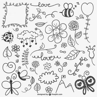 Doodle Vectors, Photos and PSD files.
