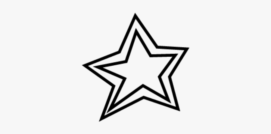 Doodle Clipart Star.