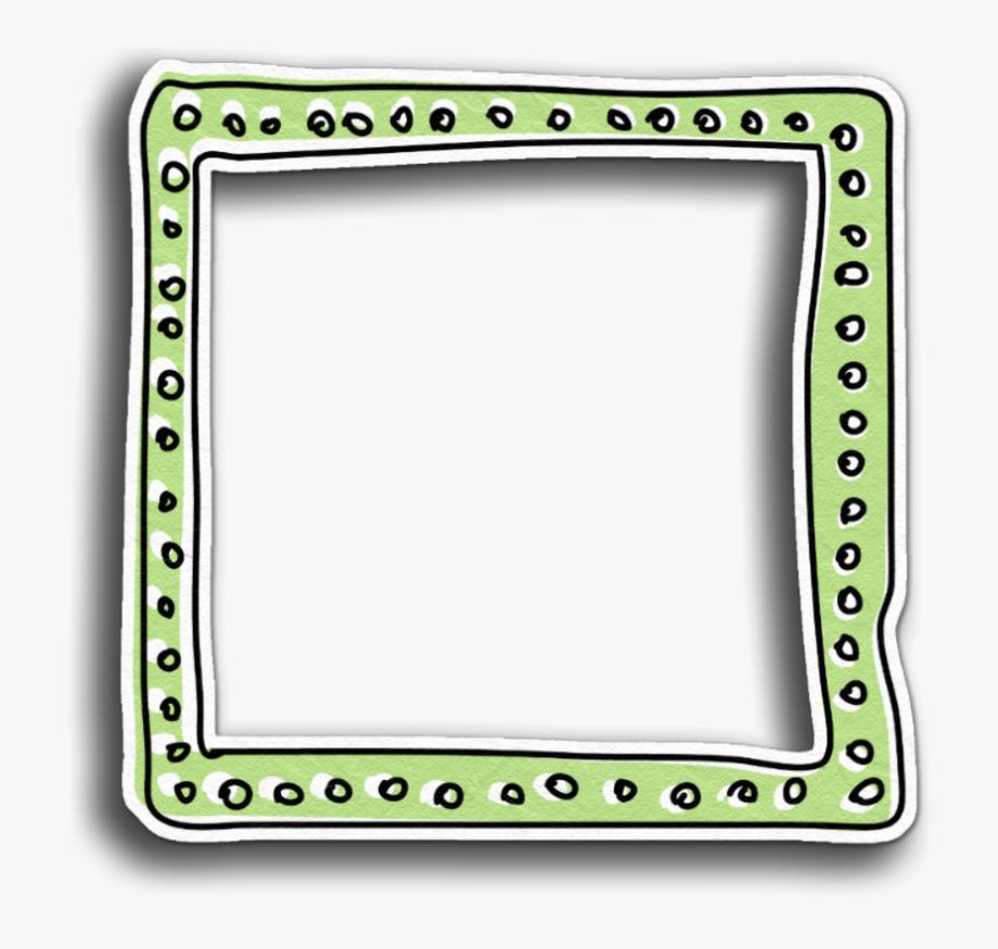 frame #frames #green #white #border #borders.