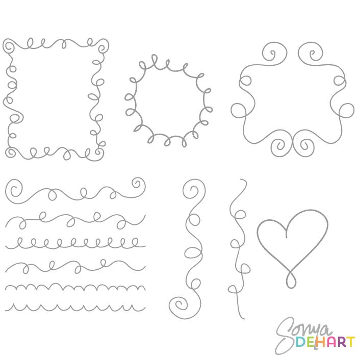 Free Doodles Cliparts, Download Free Clip Art, Free Clip Art.