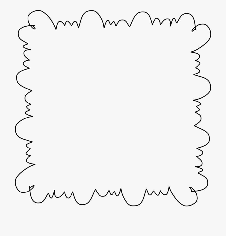 Doodle Frames Png.