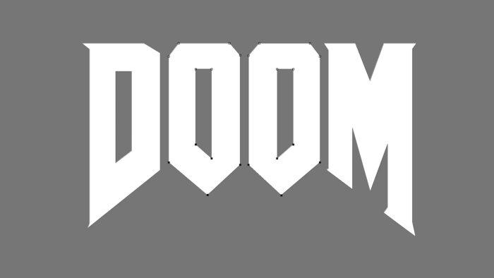 Doom Logos.