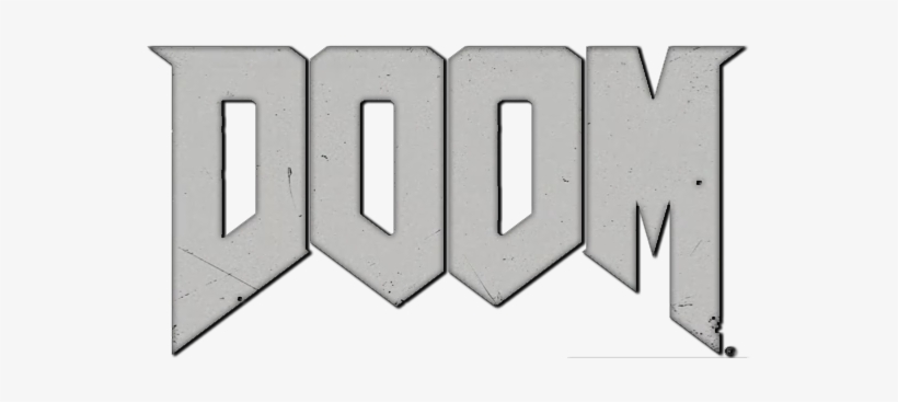 doom 2016 logo png 20 free Cliparts.