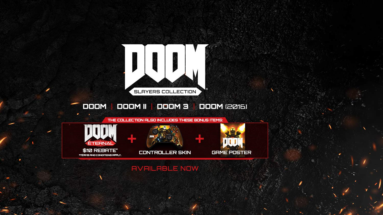 Amazon.com: Doom Slayers Collection.