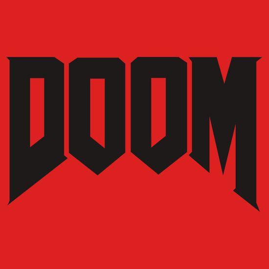 Doom Logo.