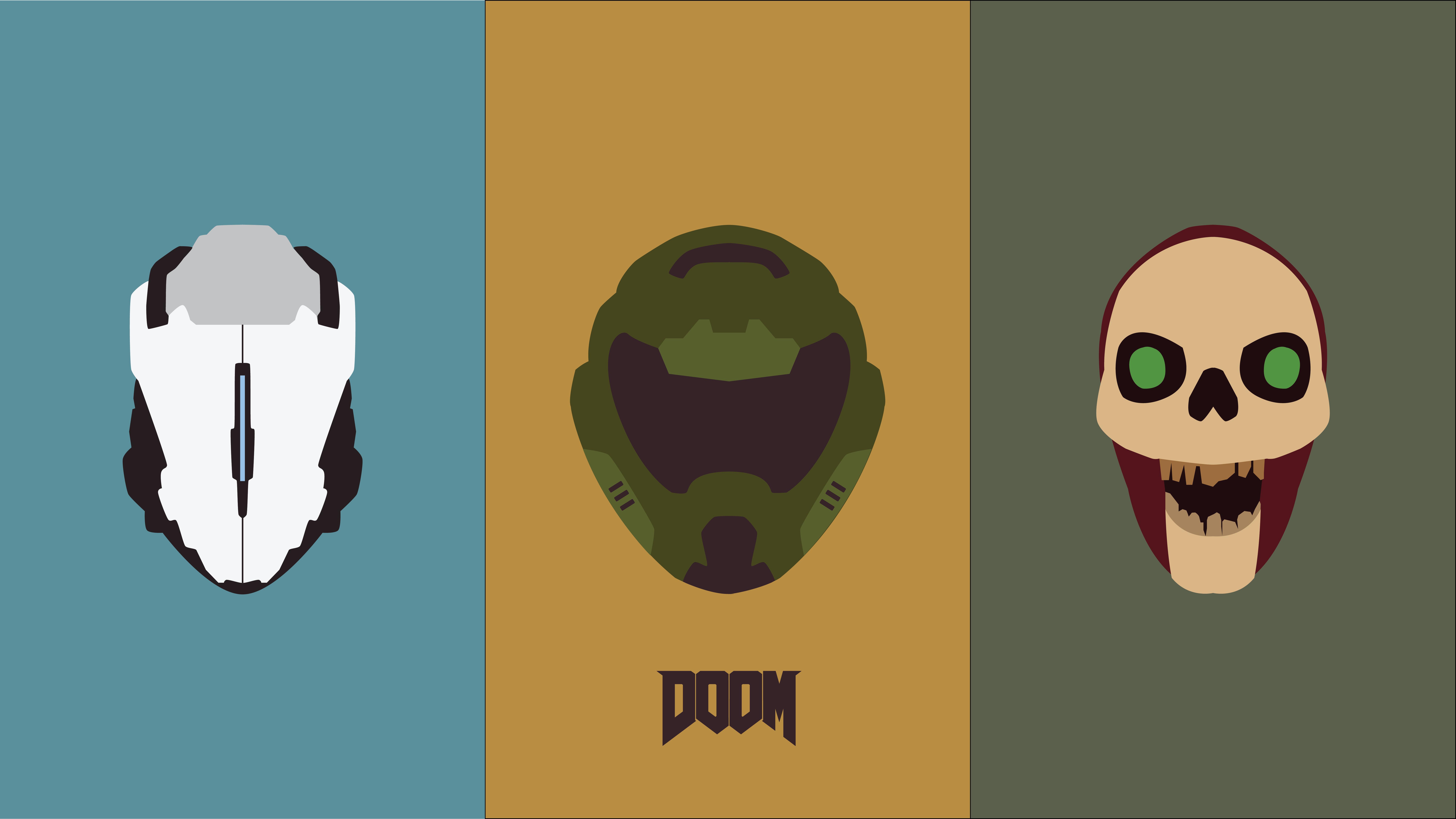 Doom 1 clipart.