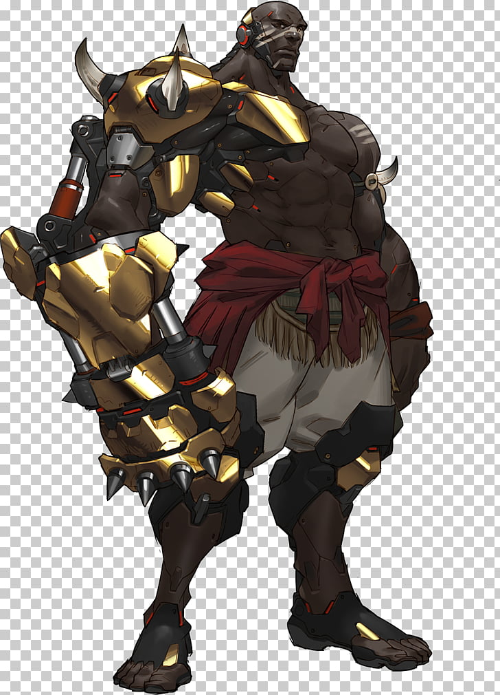 Characters of Overwatch Mei Doomfist Sombra, L PNG clipart.