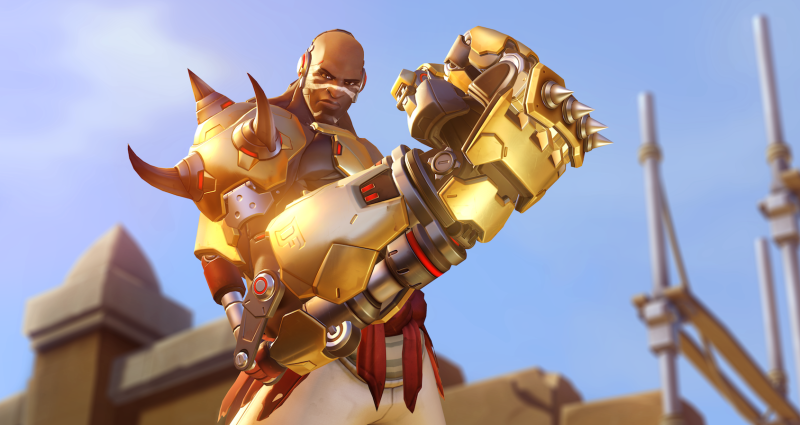 Doomfist Finally Comes To Overwatch.