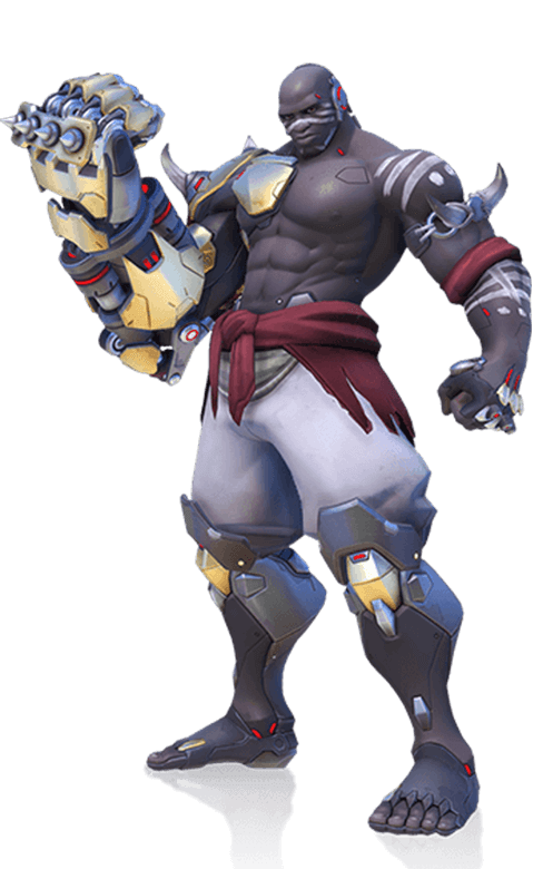 Doomfist png clipart images gallery for free download.