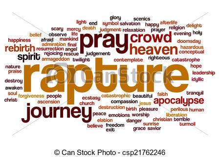 Clip Art Rapture.