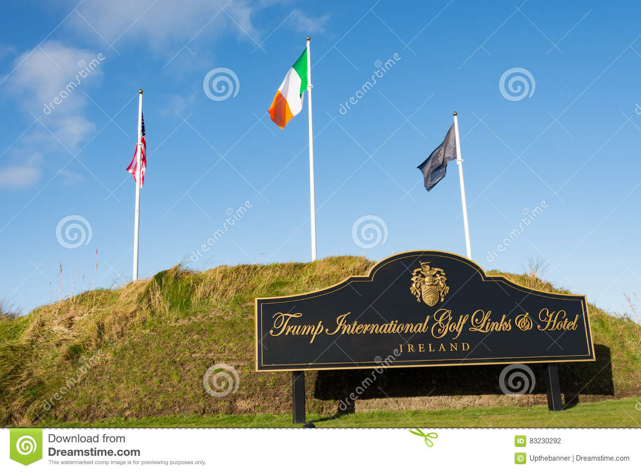 Doonbeg, Ireland.