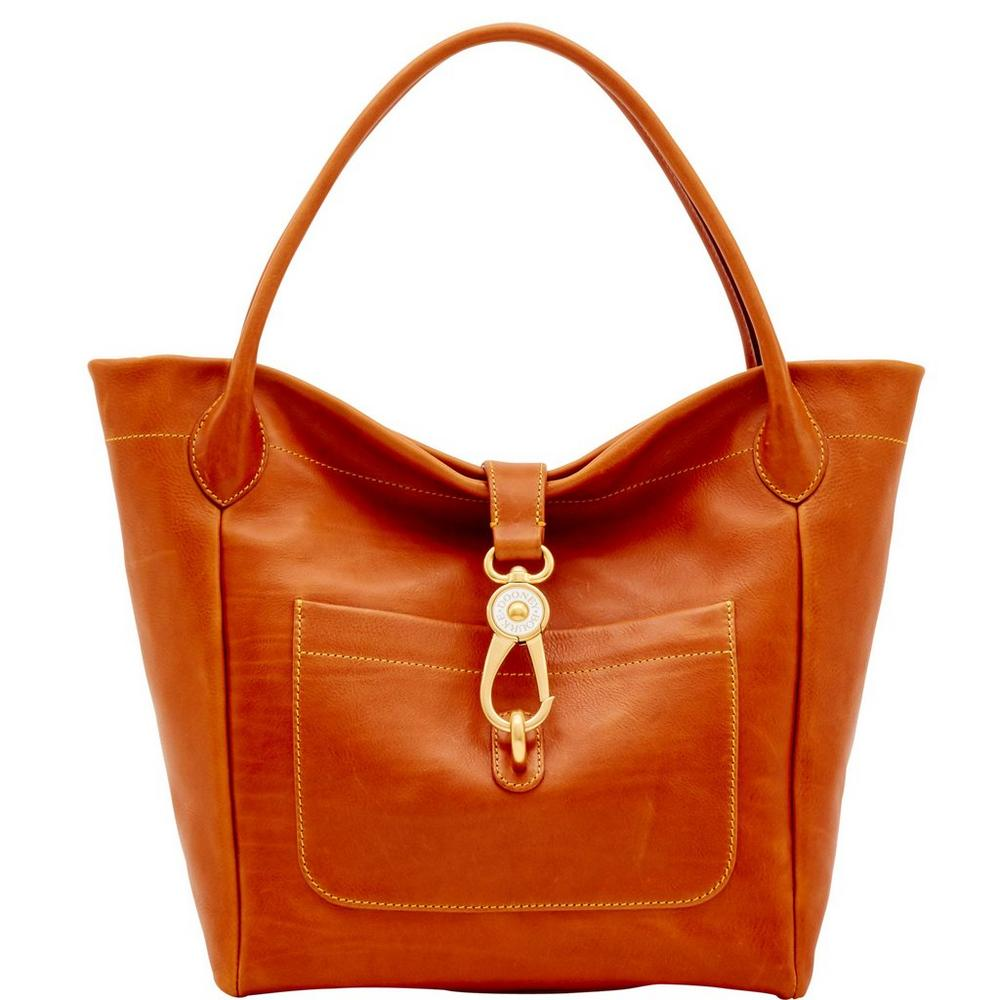 Florentine Logo Lock Tote 4.4Rated 4.44 out of 5 stars81 ReviewsWrite a  Review88% of respondents would recommend this to a friend.