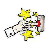 Doorbell Clip Art and Illustration. 693 doorbell clipart vector.