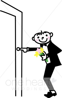 Door Bell Clipart.