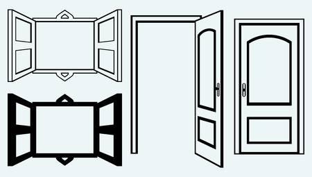 26,976 Front Door Cliparts, Stock Vector And Royalty Free Front Door.