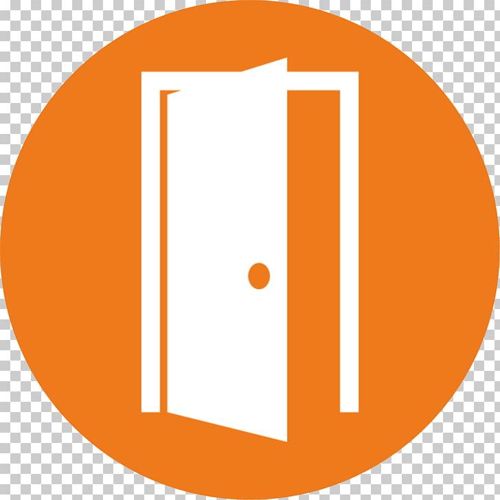 Computer Icons Furniture Logo Door, Puerta PNG clipart.