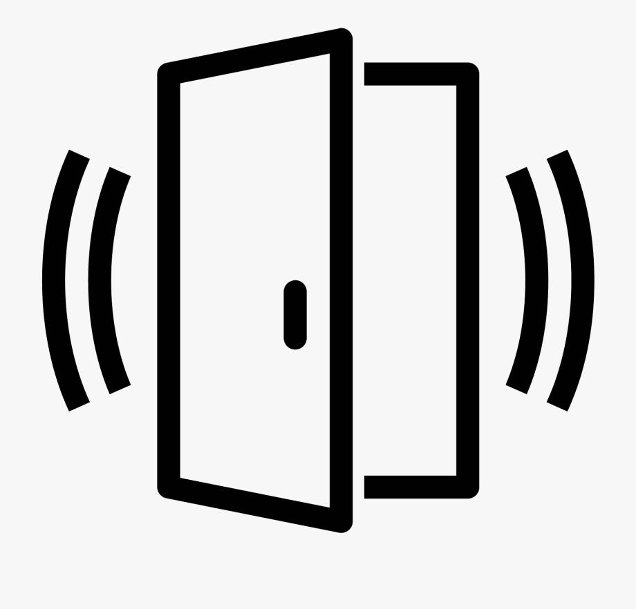 Door Opening Clip Art.