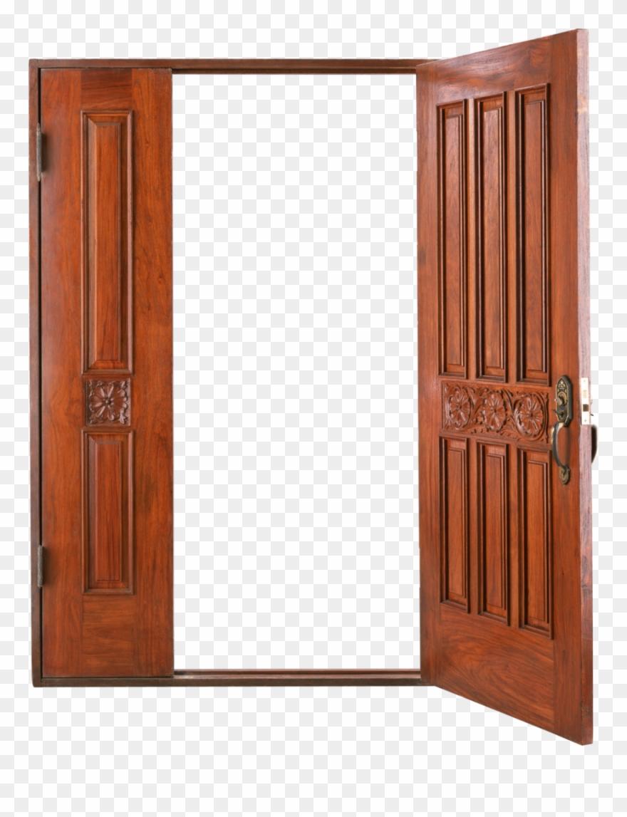 Open Door Png Clipart Window Clip Art.