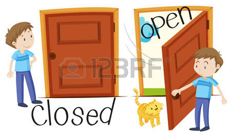 17,271 Closed Door Stock Illustrations, Cliparts And Royalty Free.