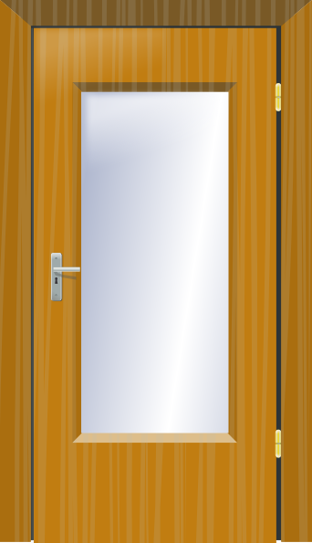 Office Glass Door Clip Art at Clker.com.