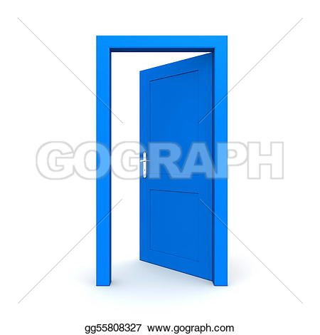 Door Frame Stock Illustrations.