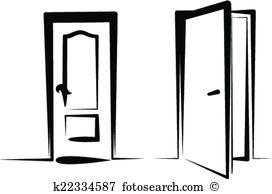 Doorframe Clip Art EPS Images. 86 doorframe clipart vector.