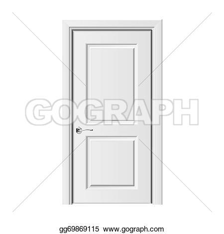 Doorframe Clip Art.