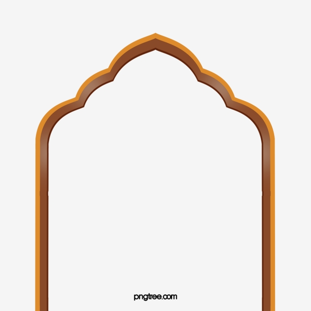 Brown Door Frame, Frame Clipart, Brown, Classical PNG Image and.