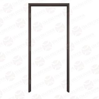 Extruded Interior Aluminum Door Frames.