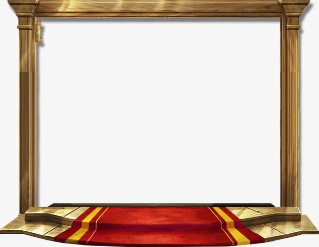 Golden Luxury Red Carpet Door Frame PNG, Clipart, Carpet, Carpet.