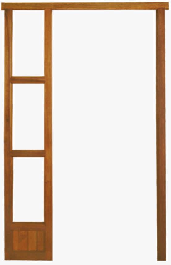 Meranti Door Frames.