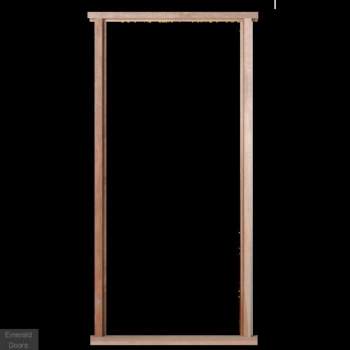 Hardwood External Door Frame.
