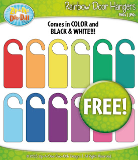 Curls and a Smile: Classroom Door Hangers Giveaway!.