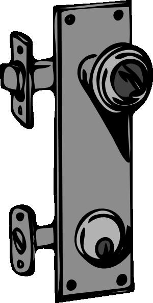 Doorknob Clipart.