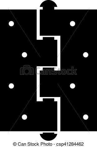 Door hinge clipart 5 » Clipart Portal.