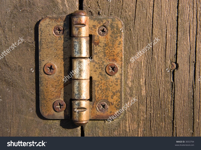 Door hinge clipart - Clipground