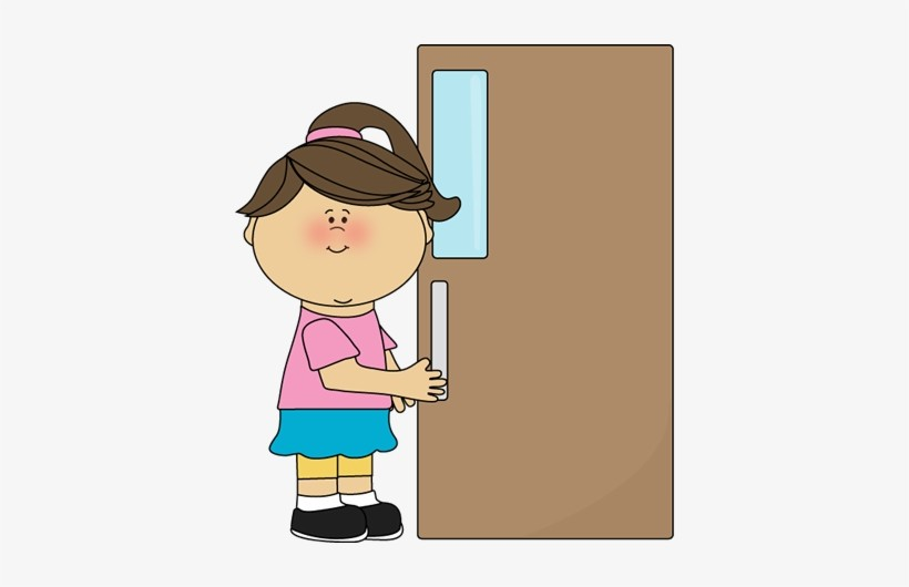 Door Holder Clipart.
