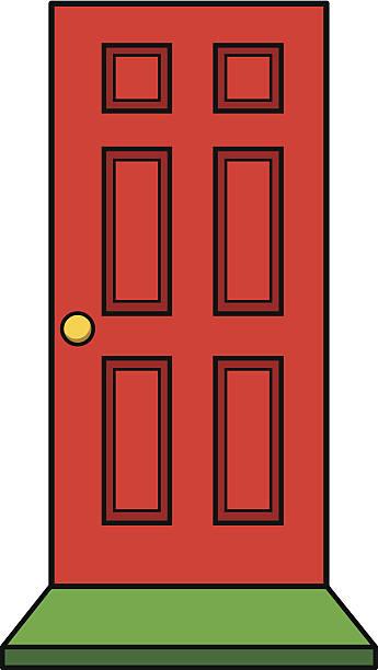 Rectangle Door Clipart.