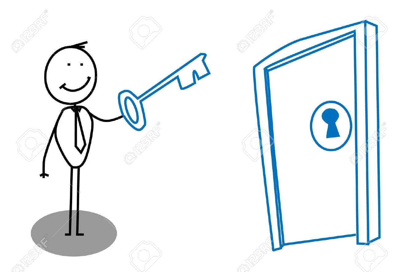 Door Key Clipart Clipground