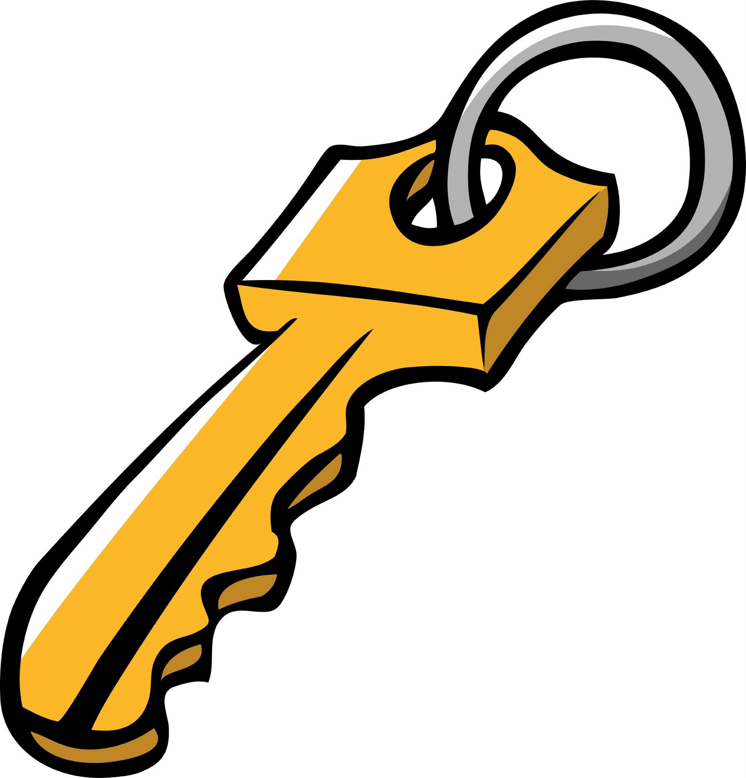 Door key clipart clipart kid.