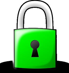Lock Clip Art at Clker.com.