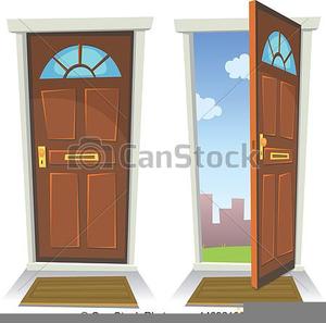 Free Door Logo Clipart.