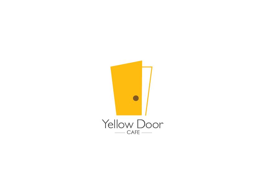 Yellow Door Cafe.