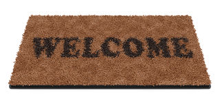 Doormat Stock Illustrations.