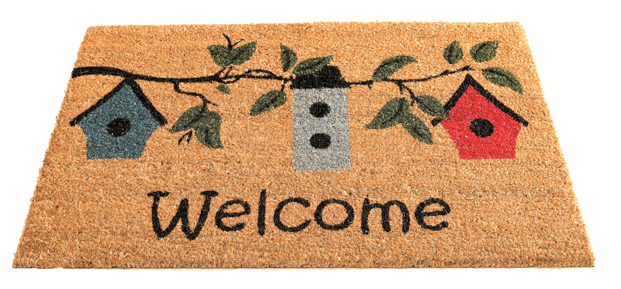 Welcome mat clipart.