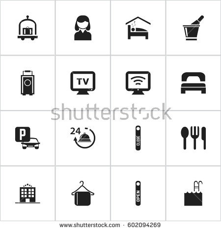 Door Icon Stock Vector 436022779.