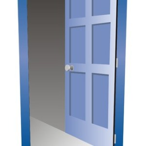 Door open clipart 5 » Clipart Station.